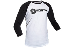 North Baseball shirt