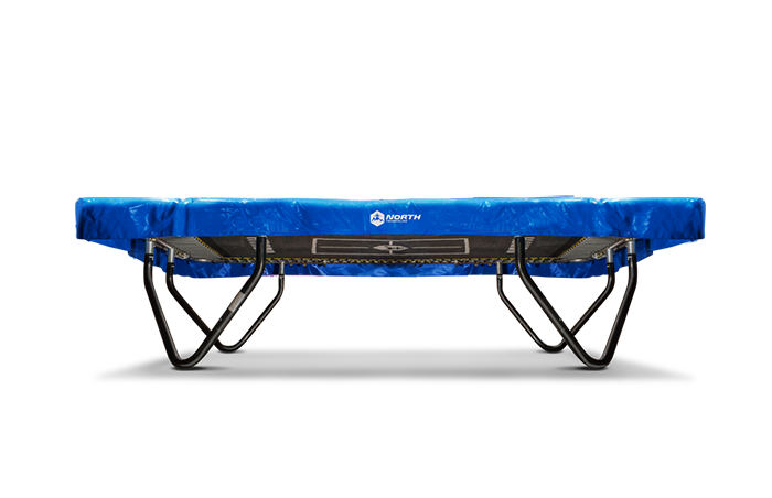 North Athlete The pro modell - extremely powerful trampoline