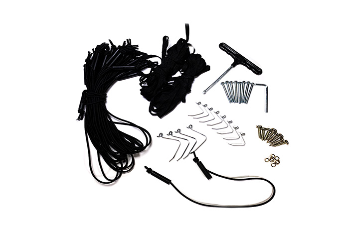 North Adventurer/Pioneer Spare Part kit Spare Part kit for North Adventurer/Pioneer