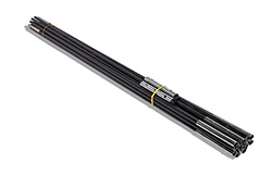 North Challenger/Explorer Fiberglass rod