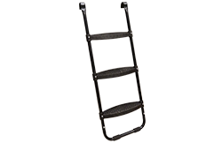 North Ladder Makes getting on/off trampoline easier